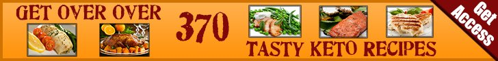 I use a Ketosis Menu Plan to lose 22 pounds in 60 days