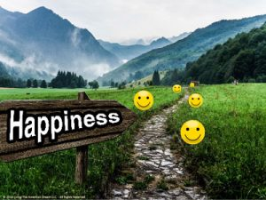How to be happier using happiness triggers.