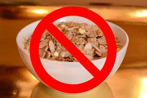Cereal is not listed as a ketogenic diet food.