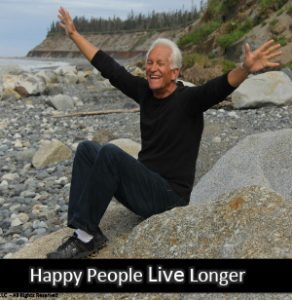 How happy People Live Longer.
