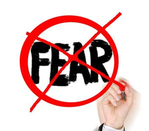 Cross fear and doubt off your 'To Do' list.