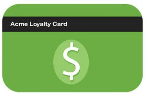 High gasoline prices can be reduced using a loyalty card.