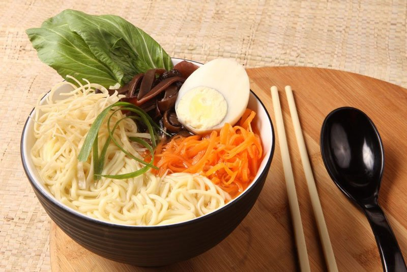 Shirataki noodles are a great ketosis diet food.