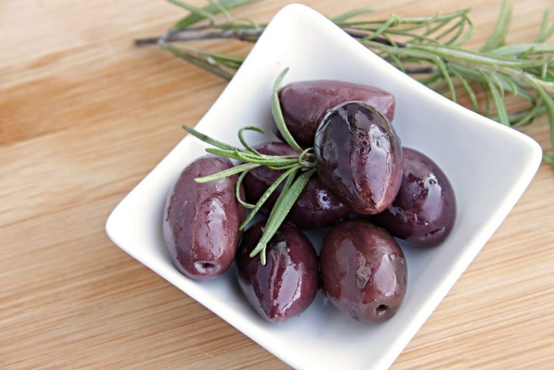 Healthy Olives are high in nutrients and assist ketosis.